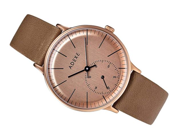 アデクス ADEXE 腕時計 1870A-06 クォーツ 33mm レディース