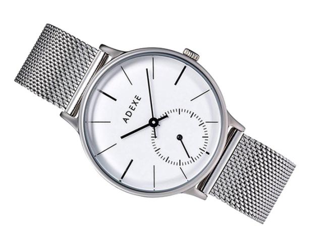 アデクス ADEXE 腕時計 1870B-01 クォーツ 33mm レディース
