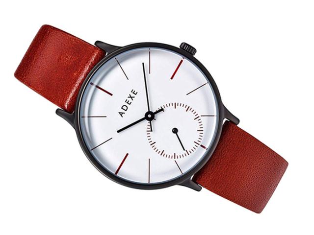 アデクス ADEXE 腕時計 1870B-03 クォーツ 33mm レディース