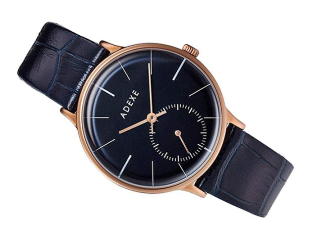 アデクス ADEXE 腕時計 1870B-05 クォーツ 33mm レディース