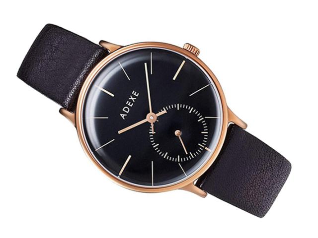 アデクス ADEXE 腕時計 1870B-06 クォーツ 33mm レディース