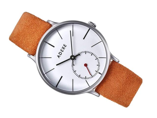 アデクス ADEXE 腕時計 1870B-07-JP18MAR クォーツ 33mm レディース
