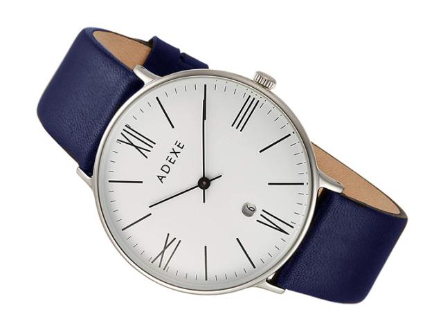 アデクス ADEXE 腕時計 1890B-T01 クォーツ 41mm メンズ