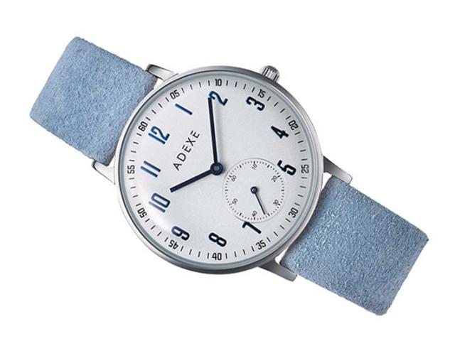 アデクス ADEXE 腕時計 2043C-02-JP18JN クォーツ 33mm レディース