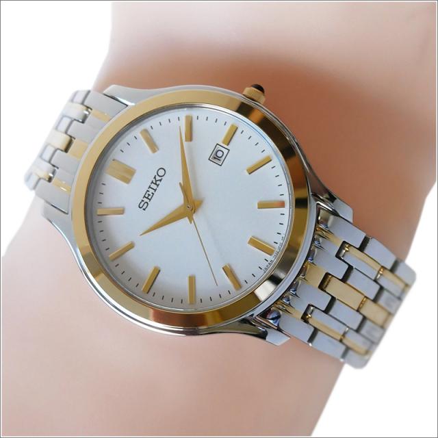 セイコー SEIKO 腕時計 SKK710J1 メンズ メタルベルト クォーツ (Cal 7N32)