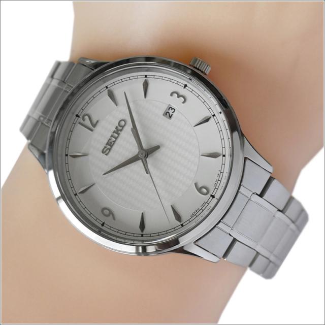 セイコー SEIKO 腕時計 SGEH79J1 メンズ メタルベルト ハードレックスクリスタル 100m防水 クォーツ (Cal 7N42)