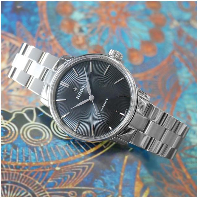 ラドー RADO 腕時計 R22862153 クポールクラシック 機械式自動巻 レディース メタルベルト