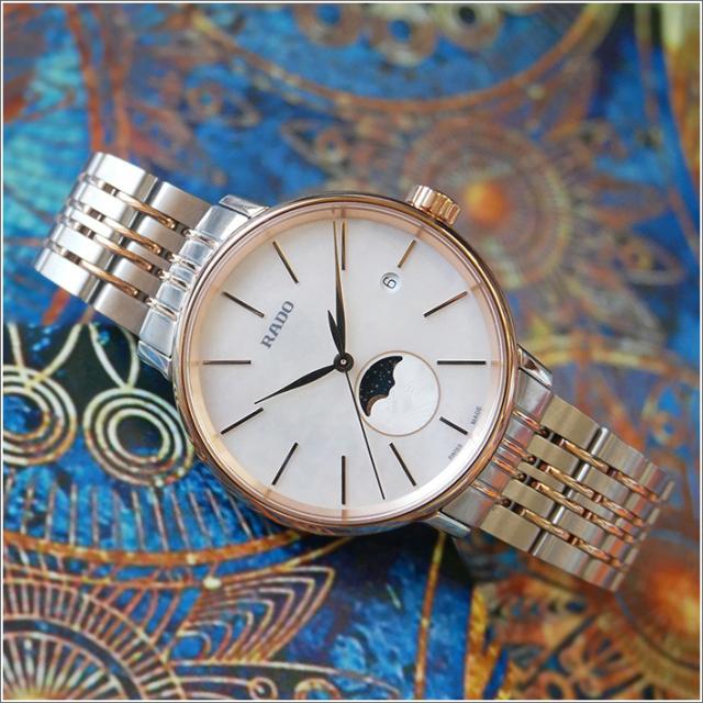 ラドー RADO 腕時計 R22883943 クポールクラシック クォーツ レディース メタルベルト