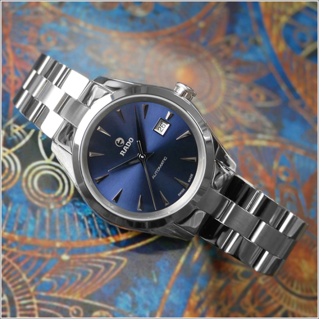 ラドー RADO 腕時計 R32091213 ハイパークローム 機械式自動巻 レディース メタルベルト
