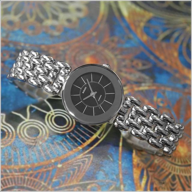 ラドー RADO 腕時計 R48744193 フローレンス クォーツ レディース メタルベルト