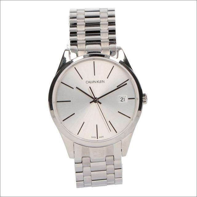 カルバンクライン CALVIN KLEIN 腕時計 CK K4N23146 タイム クォーツ レディース メタルベルト