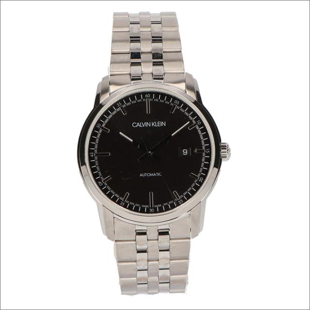 カルバンクライン CALVIN KLEIN 腕時計 CK K5S3414Y インフィニット 機械式自動巻 メンズ メタルベルト