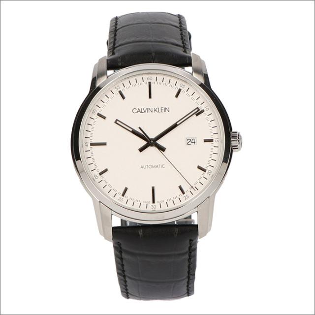 カルバンクライン CALVIN KLEIN 腕時計 CK K5S341CX インフィニット 機械式自動巻 メンズ レザーベルト