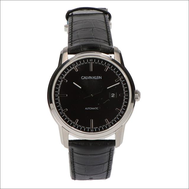 カルバンクライン CALVIN KLEIN 腕時計 CK K5S341CZ インフィニット 機械式自動巻 メンズ レザーベルト