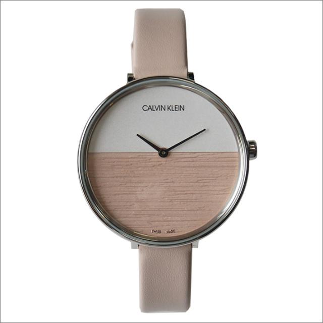 カルバンクライン CALVIN KLEIN 腕時計 CK K7A231XH ライズ クォーツ ユニセックス レザーベルト