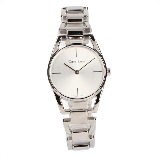 カルバンクライン CALVIN KLEIN 腕時計 CK K7L23146 デインティ クォーツ レディース メタルベルト