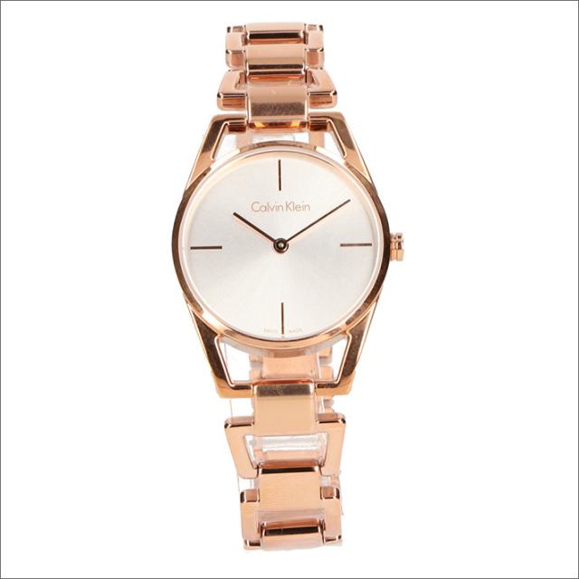 カルバンクライン CALVIN KLEIN 腕時計 CK K7L23646 デインティ クォーツ レディース メタルベルト