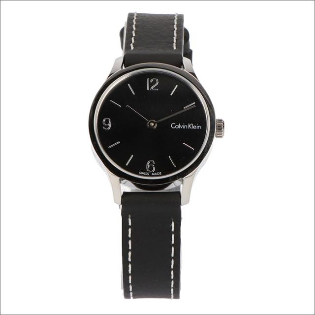 カルバンクライン CALVIN KLEIN 腕時計 CK K7V231C1 エンドレス クォーツ レディース レザーベルト