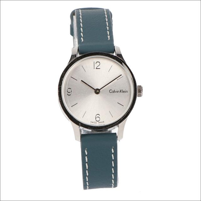 カルバンクライン CALVIN KLEIN 腕時計 CK K7V231W6 エンドレス クォーツ レディース レザーベルト