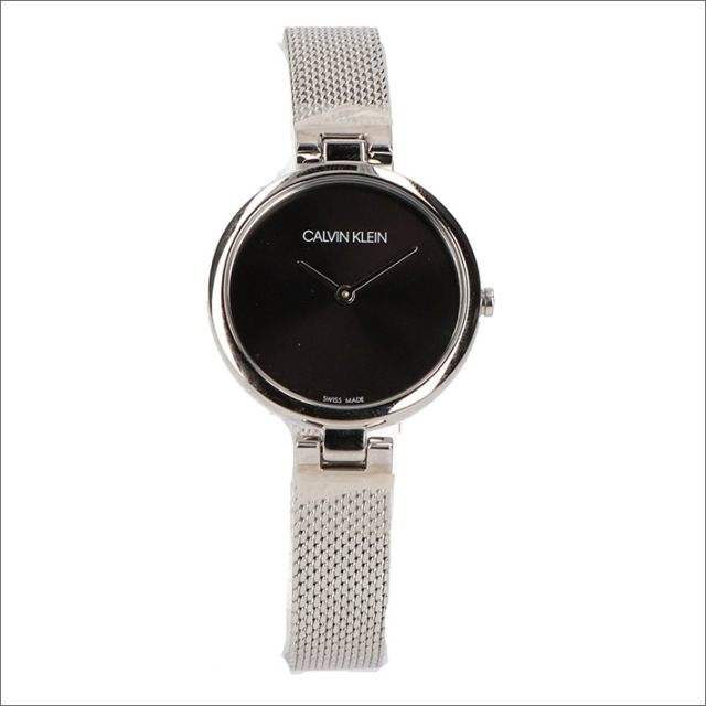 カルバンクライン CALVIN KLEIN 腕時計 CK K8G23121 オーセンティック クォーツ レディース メタルベルト