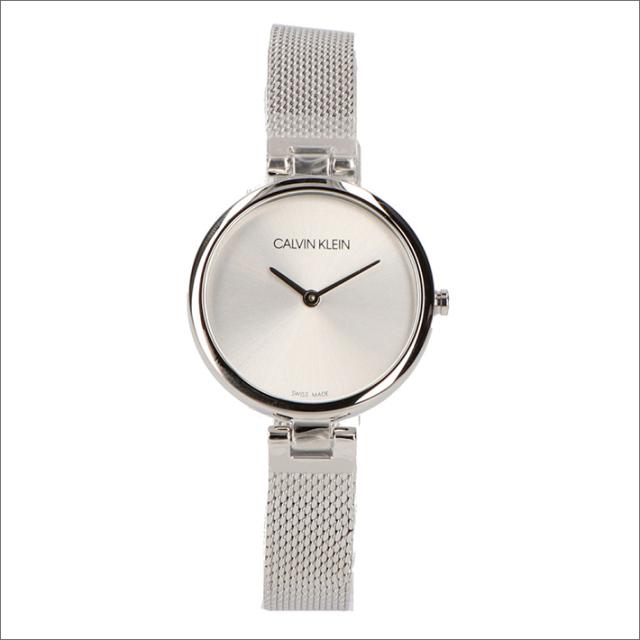 カルバンクライン CALVIN KLEIN 腕時計 CK K8G23126 オーセンティック クォーツ レディース メタルベルト
