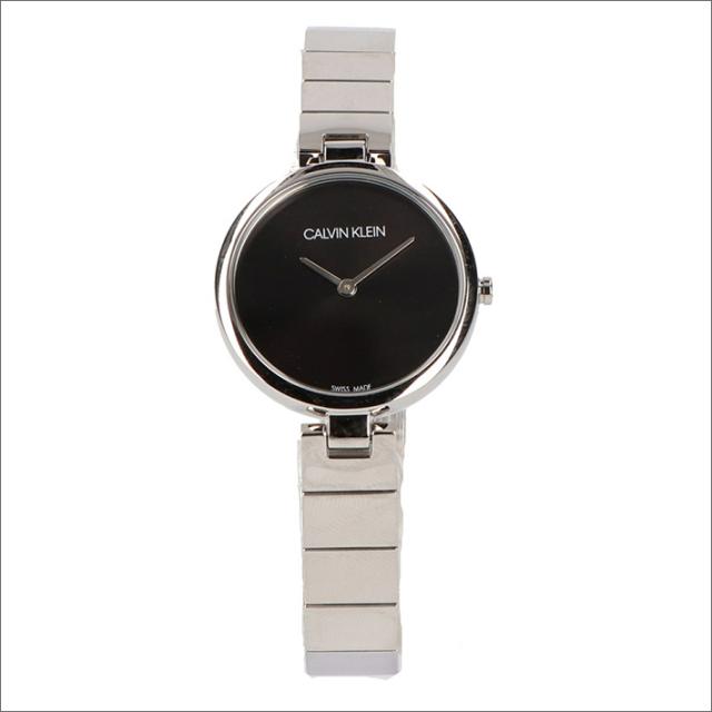 カルバンクライン CALVIN KLEIN 腕時計 CK K8G23141 オーセンティック クォーツ レディース メタルベルト
