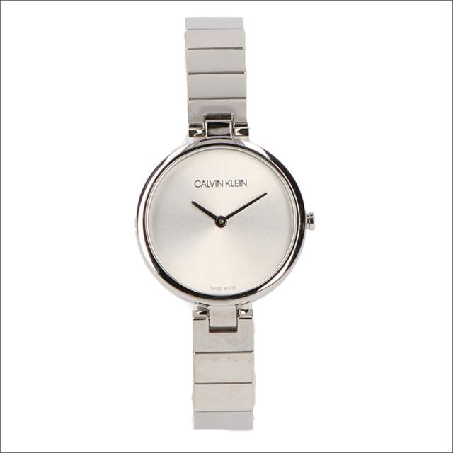 カルバンクライン CALVIN KLEIN 腕時計 CK K8G23146 オーセンティック クォーツ レディース メタルベルト