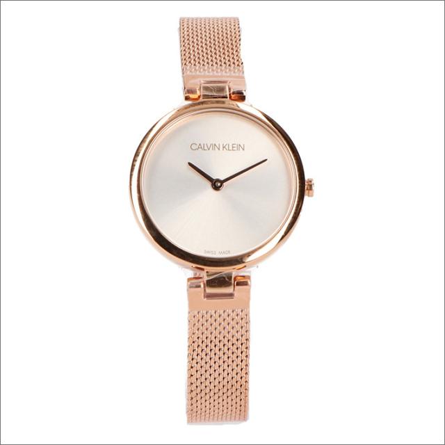 カルバンクライン CALVIN KLEIN 腕時計 CK K8G23626 オーセンティック クォーツ レディース メタルベルト