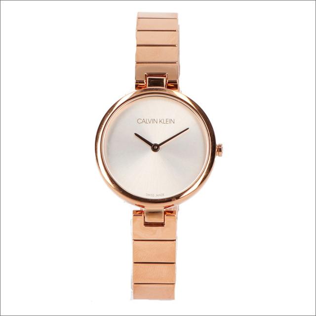 カルバンクライン CALVIN KLEIN 腕時計 CK K8G23646 オーセンティック クォーツ レディース メタルベルト