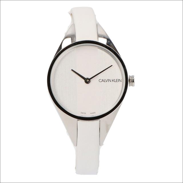 カルバンクライン CALVIN KLEIN 腕時計 CK K8P231L6 リーベル クォーツ レディース レザーベルト