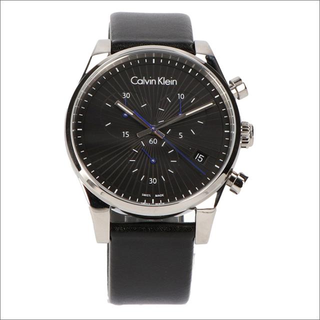 カルバンクライン CALVIN KLEIN 腕時計 CK K8S271C1 ステッドファスト クォーツ メンズ レザーベルト