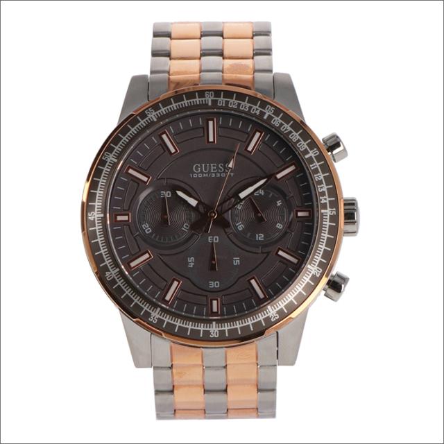 ゲス GUESS 腕時計 W0801G2 クォーツ メタルベルト