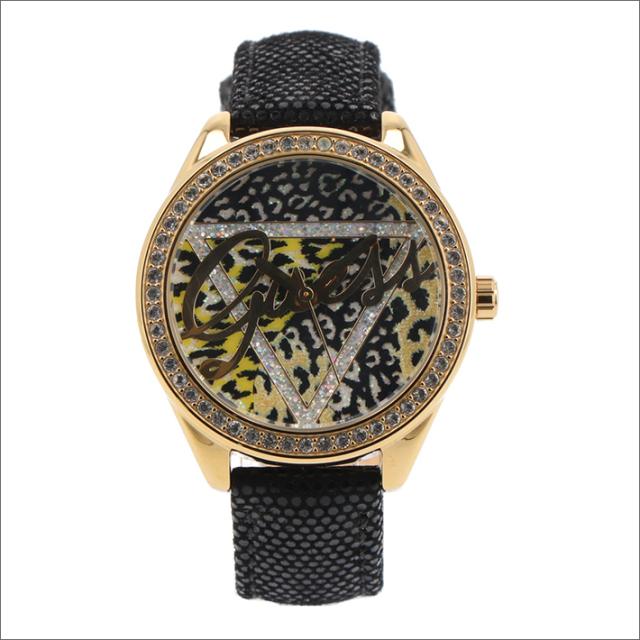 ゲス GUESS 腕時計 W0456L4 クォーツ レザーベルト