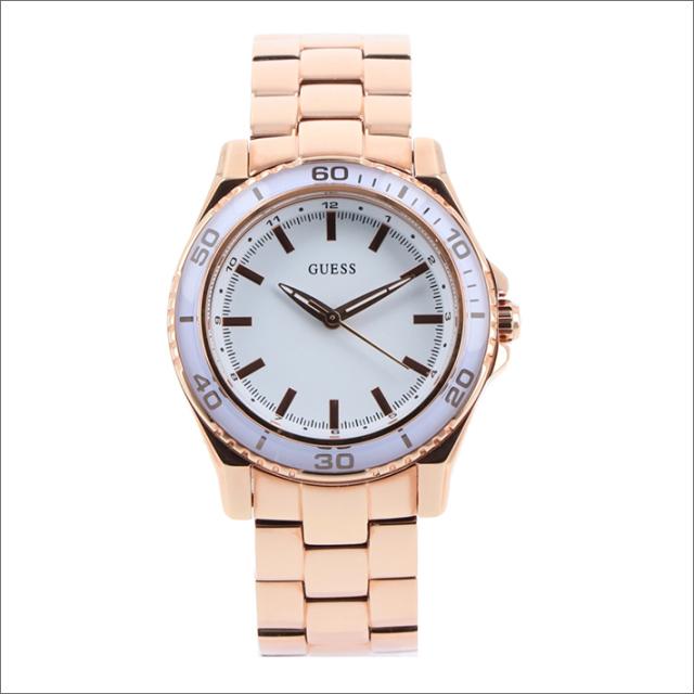 ゲス GUESS 腕時計 W0557L2 クォーツ メタルベルト