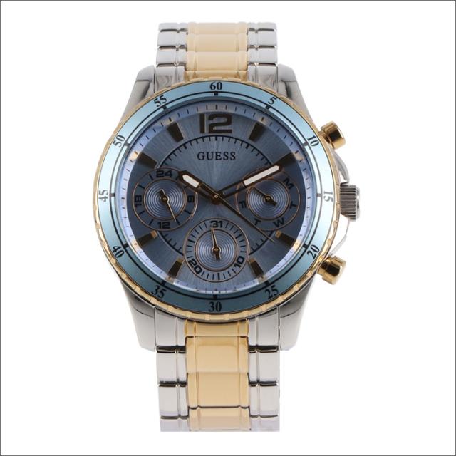 ゲス GUESS 腕時計 W0639L1 クォーツ メタルベルト