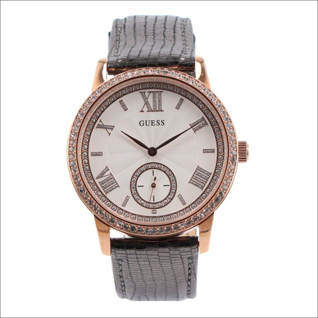 ゲス GUESS 腕時計 W0642L3 クォーツ レザーベルト