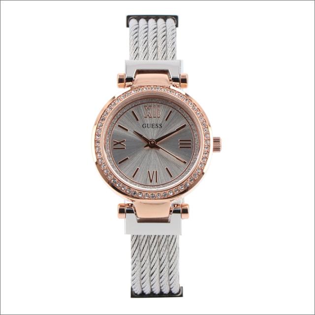 ゲス GUESS 腕時計 W1009L4 クォーツ メタルベルト