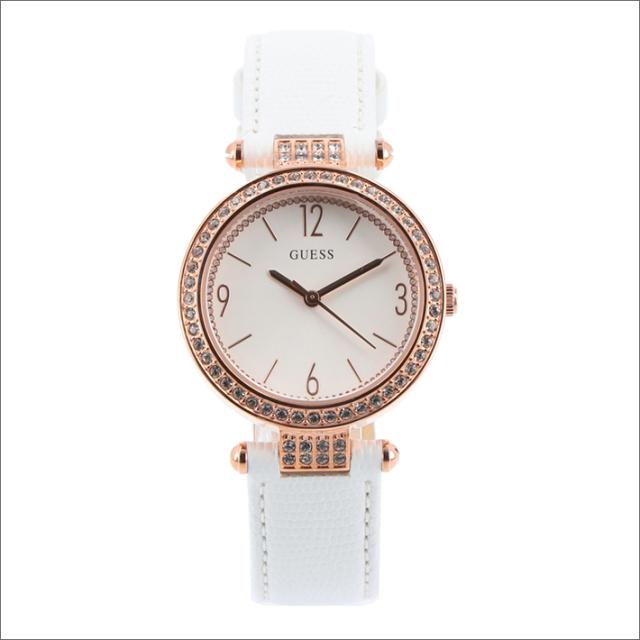 ゲス GUESS 腕時計 W1230L3 クォーツ レザーベルト