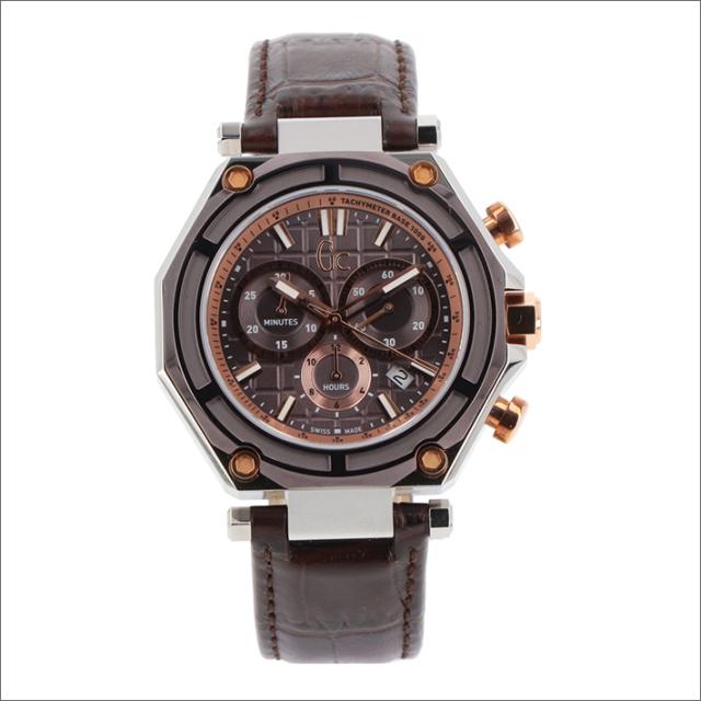 ゲス GUESS 腕時計 GC X10003G4S クォーツ レザーベルト