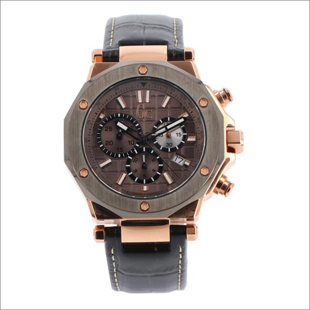 ゲス GUESS 腕時計 GC X72024G5S クォーツ レザーベルト
