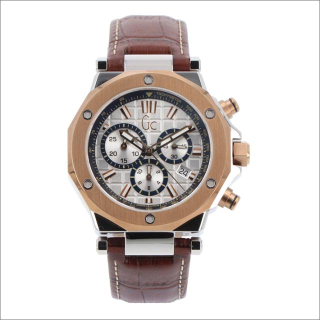 ゲス GUESS 腕時計 GC X72035G1S クォーツ レザーベルト