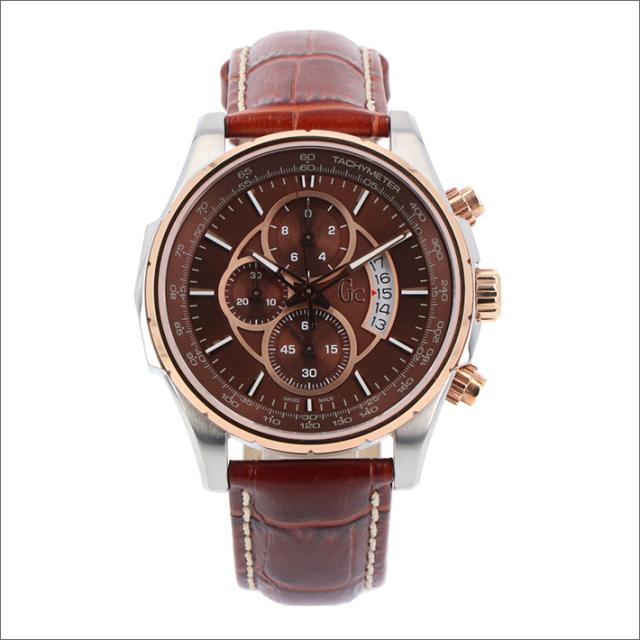 ゲス GUESS 腕時計 GC X81002G4S クォーツ レザーベルト