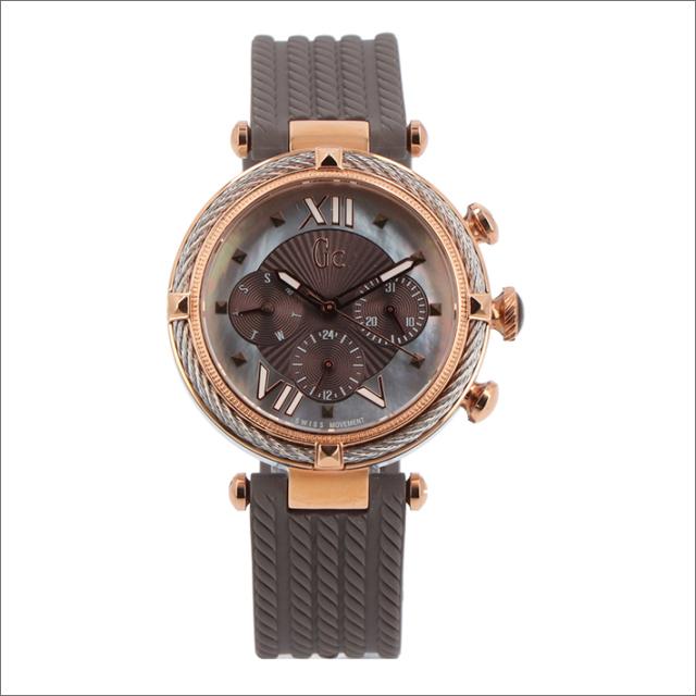 ゲス GUESS 腕時計 GC Y16006L5 クォーツ ラバーベルト