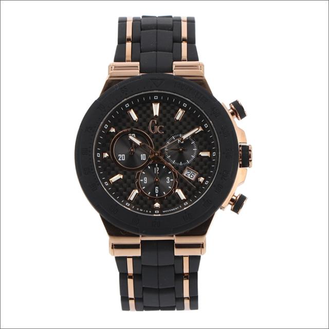 ゲス GUESS 腕時計 GC Y35001G2 クォーツ ラバーベルト