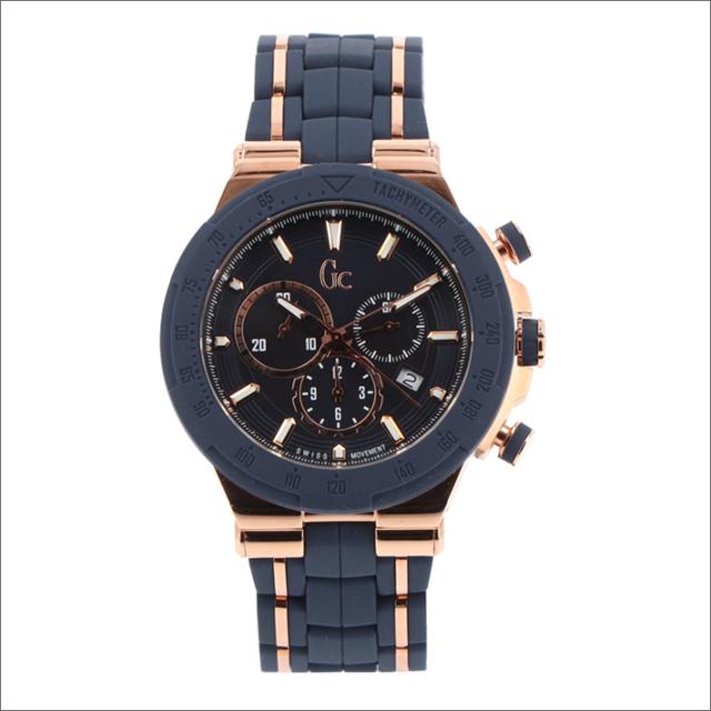 ゲス GUESS 腕時計 GC Y35002G7 クォーツ ラバーベルト