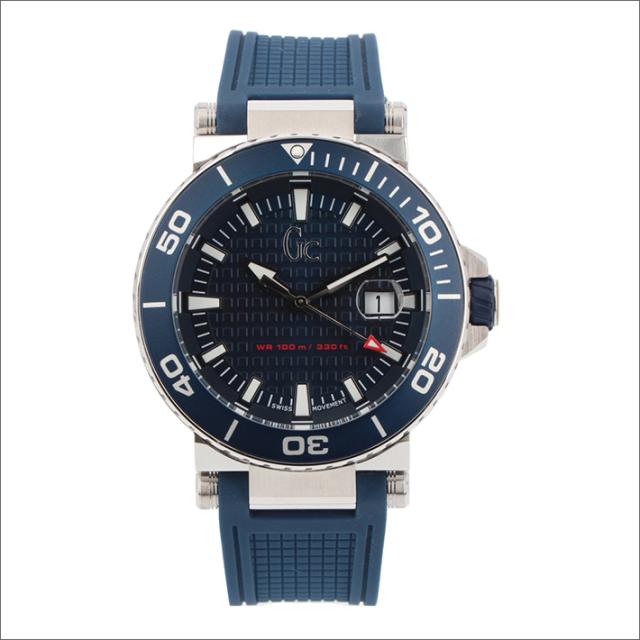 ゲス GUESS 腕時計 GC Y36003G7 クォーツ ラバーベルト