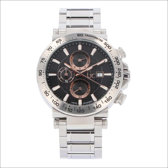 ゲス GUESS 腕時計 GC Y37005G2 クォーツ メタルベルト
