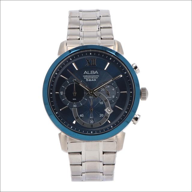 セイコー アルバ SEIKO ALBA 腕時計 AT3C37X1 メンズ クォーツ