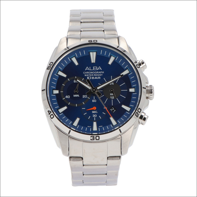 セイコー アルバ SEIKO ALBA 腕時計 AT3E07X1 メンズ クォーツ