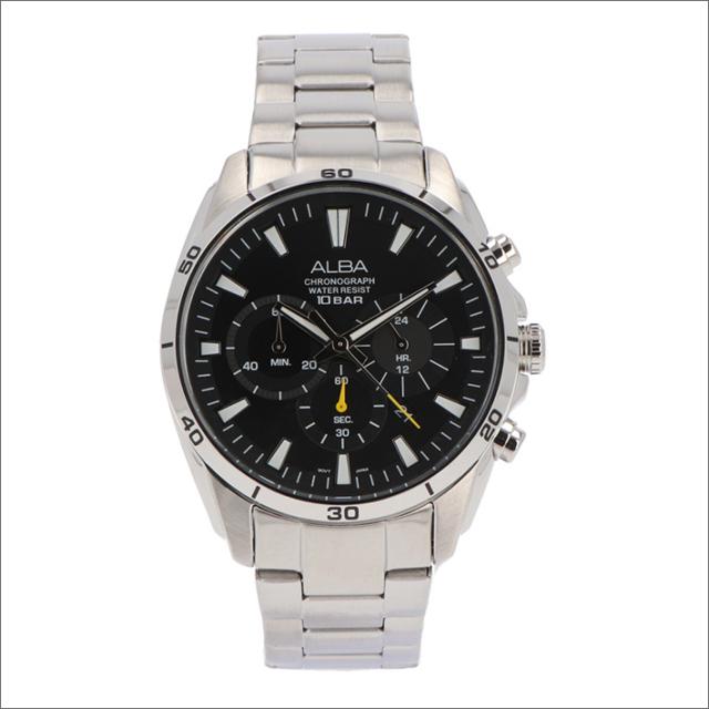 セイコー アルバ SEIKO ALBA 腕時計 AT3E09X1 メンズ クォーツ
